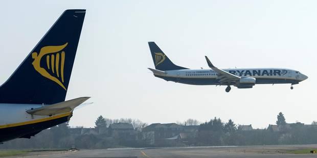 Espagne: atterrissage d'urgence d'un avion de Ryanair - La Libre