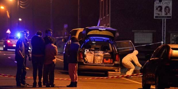 Double homicide à Vitrival: le suspect n'a pas pu être entendu et comparaîtra vendredi - La Libre