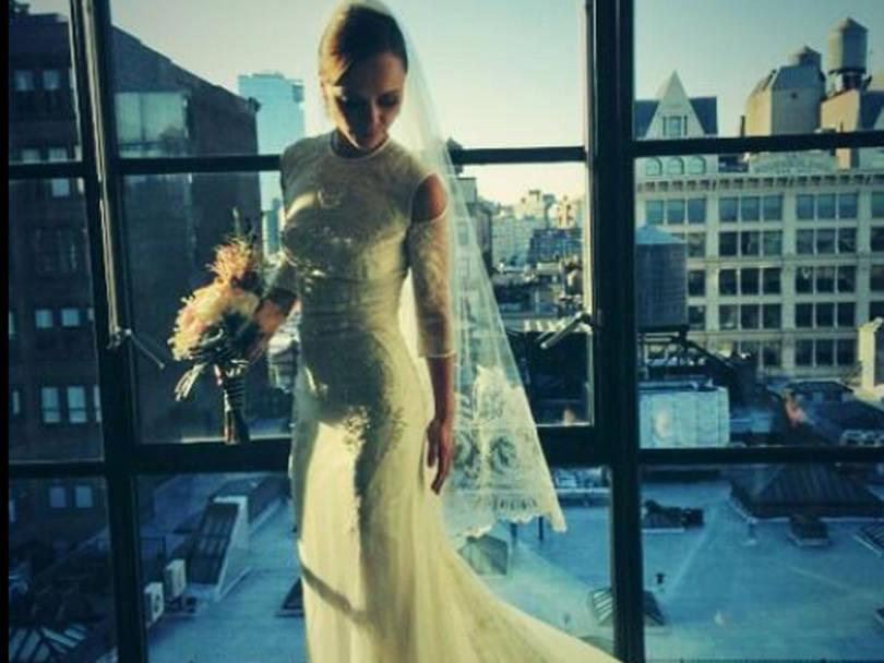 Christina Ricci en Givenchy.