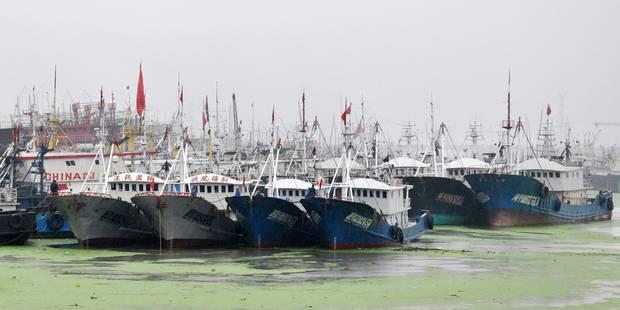 """Mer de Chine: Pékin dénonce les USA et le Japon pour des déclarations """"provocatrices"""" - La Libre"""
