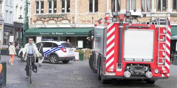Jeune homme poignardé à Bruges : un homme placé en détention - La Libre