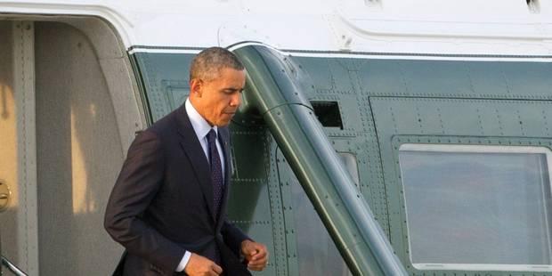 Obama à Varsovie pour rassurer l'Europe de l'Est - La Libre
