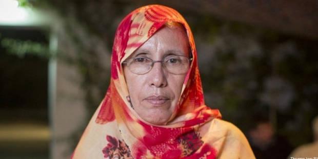 """Un courant islamiste appelle à """"arracher les yeux"""" d'une militante des droits de l'homme - La Libre"""