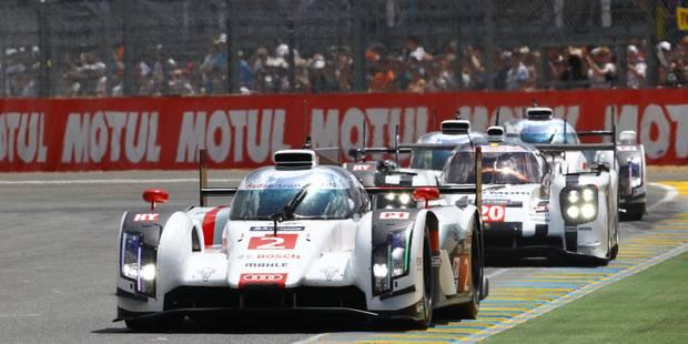 Audi remporte les 24 Heures du Mans auto - La Libre