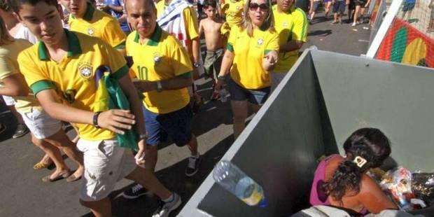 Inégalités sociales: le Brésil n'a pas attendu la Coupe du Monde - La Libre