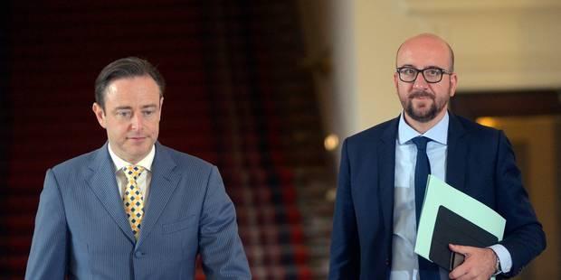 """""""Messieurs du MR, 5 minutes de courage politique svp"""" - La Libre"""