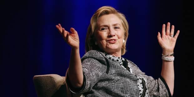Hillary Clinton, future candidate à la présidence des Etats-Unis? - La Libre