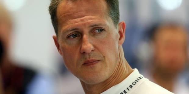 Michael Schumacher, entre les mains de grands spécialistes - La Libre