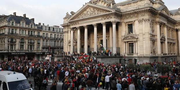 Bruxelles: la sécurité sera renforcée pour le prochain match des Diables - La Libre