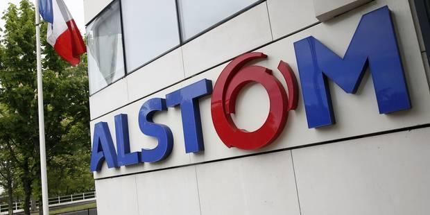 Alstom: l'Etat français choisit l'offre de General Electric - La Libre