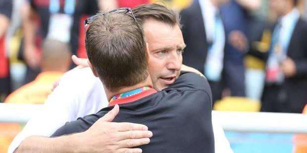 """Marc Wilmots: """"Je vais laisser quelques joueurs au repos contre la Corée"""" - La Libre"""