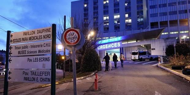 Schumacher: Le CHU de Grenoble porte plainte pour le vol du dossier médical - La Libre