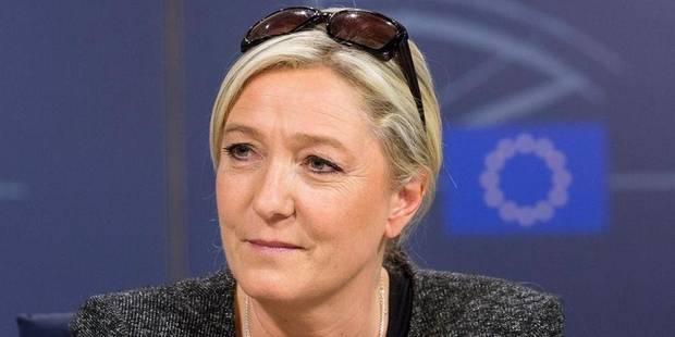Le Pen échoue à former un groupe eurosceptique - La Libre