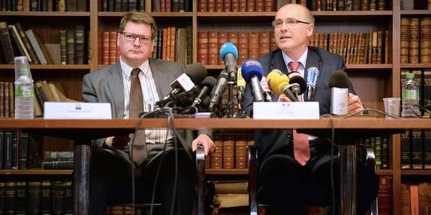 Affaire Pastor: deux suspects identifiés - La Libre