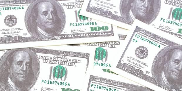 Hidden cash: la chasse aux billets interdite à Paris - La Libre