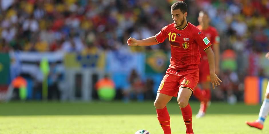 """Hazard: """"Les connaisseurs attendent plus de nous"""" - La Libre"""