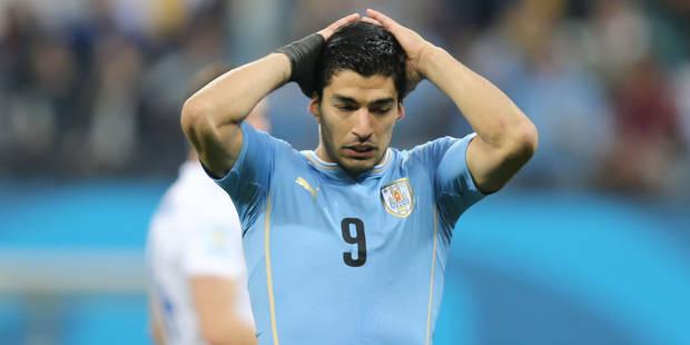 Affaire Suarez: le président uruguayen injurie la Fifa - La Libre