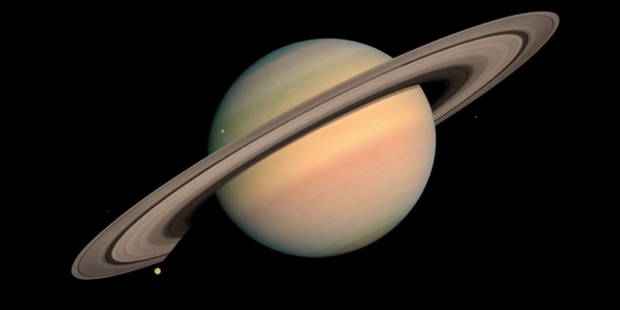Depuis 10 ans, Cassini observe Saturne - La Libre