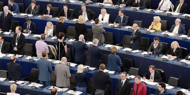 Parlement européen: Le cheval de Troie de l'euroscepticisme - La Libre