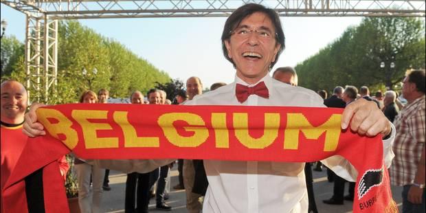 Di Rupo mise sur une victoire 1-2 de la Belgique - La Libre