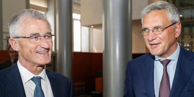 N-VA et CD&V envisagent l'équilibre budgétaire à partir de 2016 en Flandres - La Libre