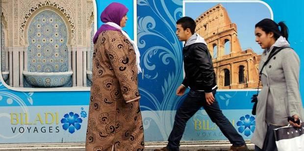 Les Marocains d'origine dynamisent la démographie - La Libre