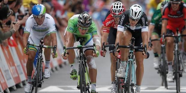 Tour de France: Trentin sur son trente-et-un - La Libre
