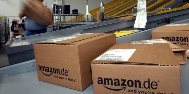 Amazon : frais de livraison à 1 cent en France ? - La Libre