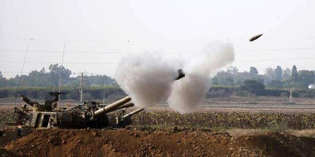 Gaza: Israël ré-applique la trêve humanitaire malgré les tirs du Hamas - La Libre