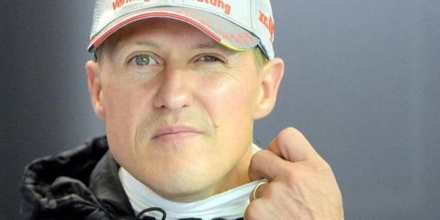 Michael Schumacher bientôt de retour à la maison? - La Libre