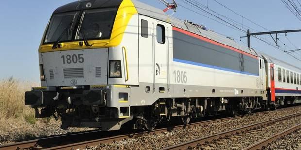 Une adolescente de 13 ans est décédée après avoir été percutée par un train - La Libre