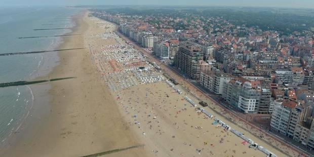 Corps retrouvé sur la plage à Zeebrugge: un suspect appréhendé - La Libre