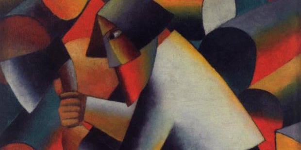 """""""Carré noir"""" de Malevitch icône du XXe siècle - La Libre"""