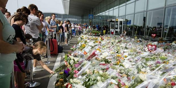 MH17: les experts néerlandais et australiens en Ukraine ont rebroussé chemin - La Libre
