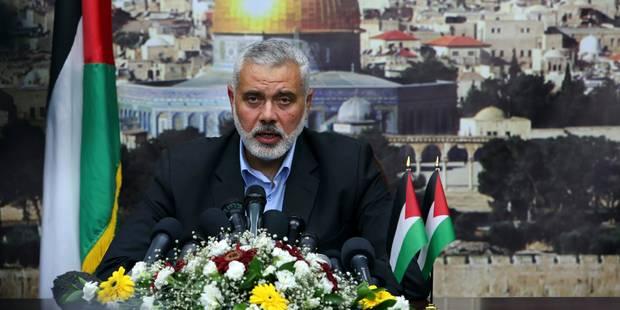 Gaza: la maison d'un leader du Hamas visée par les bombardements israéliens - La Libre