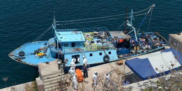 Nouveau drame de l'immigration au large des côtes libyennes - La Libre