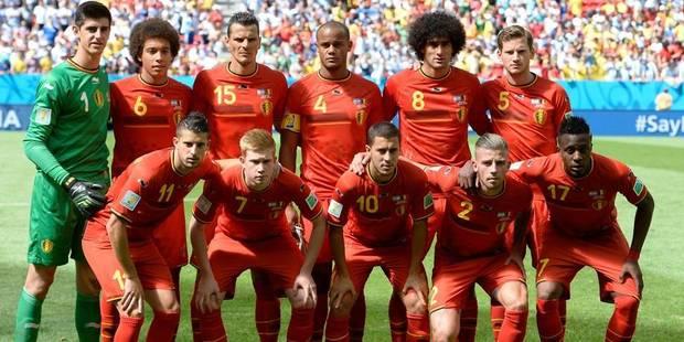 Belgique-Islande en amical le 12 novembre au Stade Roi Baudouin - La Libre