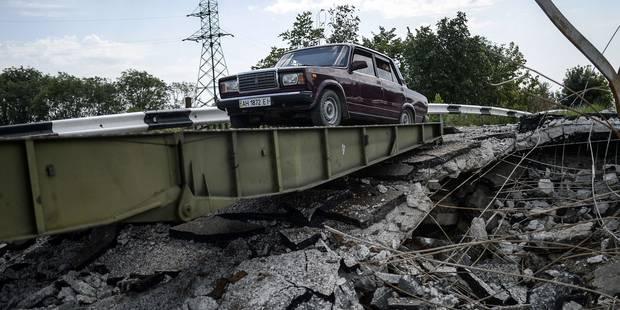 """Ukraine: situation """"très instable"""" autour du site du crash - La Libre"""