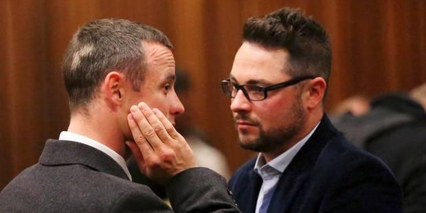 Le frère d'Oscar Pistorius blessé dans un accident de la route - La Libre