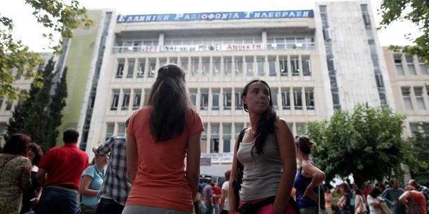 Grèce: les journalistes en grève pour 24 heures - La Libre
