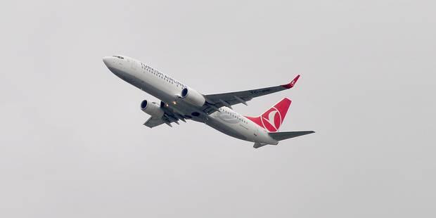 Un avion parti de Bruxelles atterrit d'urgence en Bulgarie - La Libre