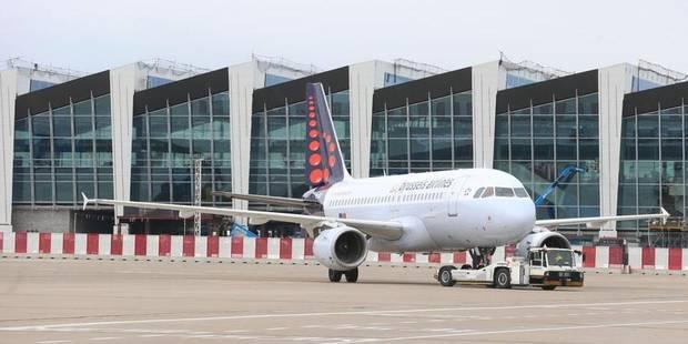 Un passager psychologiquement troublé perturbe un vol Brussels Airlines - La Libre