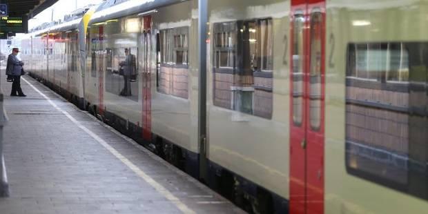 Circulation des trains rétablie entre Bruxelles et Ottignies - La Libre