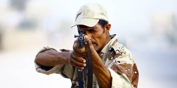 Irak: l'armée attaque les jihadistes, l'ONU prépare une vaste opération humanitaire - La Libre
