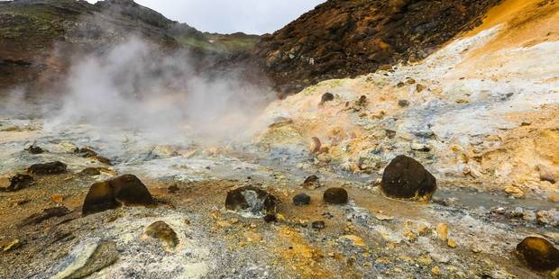 Islande: alerte rouge pour le volcan Bardarbunga - La Libre