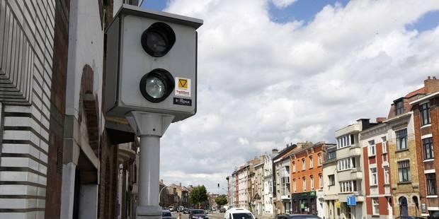 Bientôt 40 millions de contrôles de vitesse par an - La Libre