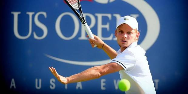 US Open: Goffin remporte le match belgo-belge, Darcis éliminé - La Libre