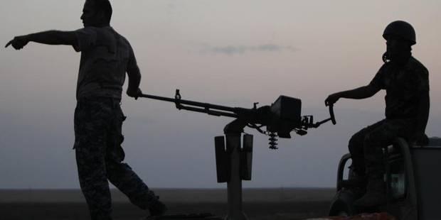 Les opérations US en Irak coûtent 7,5 millions de dollars par jour - La Libre