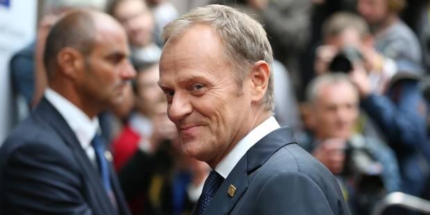 """Donald Tusk, """"un homme politique très efficace"""" - La Libre"""