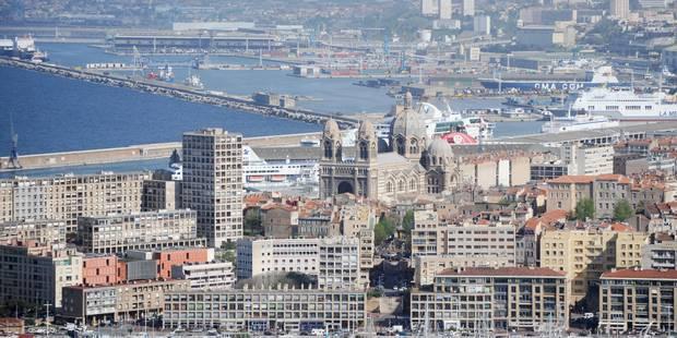 Netflix installe sa nouvelle série à Marseille - La Libre